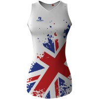 Scorpion Bespoke Netball Dress 4