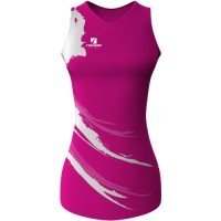 Scorpion Bespoke Netball Dress 5