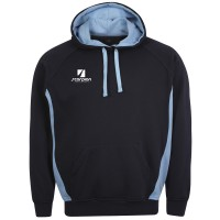 Navy & Sky College Netball Hoodies