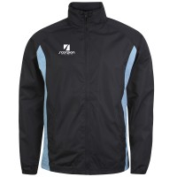 Navy & Sky College Netball Training Jacket