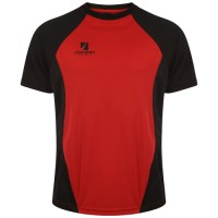Scorpion College T-Shirt Red Black