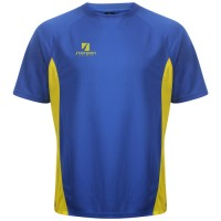 Scorpion College T-Shirt Royal Blue Yellow
