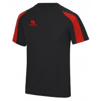 Scorpion Training T-Shirt Black Red
