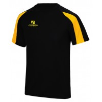 Scorpion Training T-Shirt Black Yellow