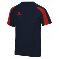 Scorpion Training T-Shirt Navy Red