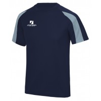 Scorpion Training T-Shirt Navy Sky