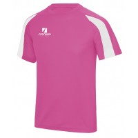 Scorpion Training T-Shirt Pink White