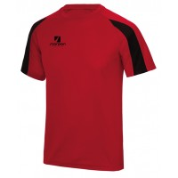 Scorpion Training T-Shirt Red Black