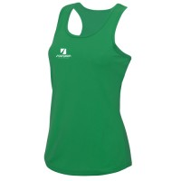 Green Ladies Training Vests