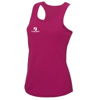 Fuchsia Ladies Training Vests